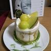 新宿高野のケーキ「マスクメロン」