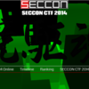 SECCON CTF 2014 Online Qualifications Writeup [NW 100, 200, 300] & Impressions