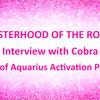 バラの姉妹団(SOTR)によるCOBRAインタビュー (2020/06/16)
