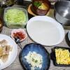 鶏もも肉を使った生春巻パーティーとレモンラーメン
