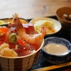 氷見の『まる甚』で海鮮丼♪