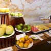 一度は泊まりたい本場のアーユルヴェーダホテル_Barberynresorts バランスのよい美味しい食事
