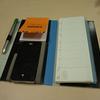 スーパーコンシューマー第8弾「超」整理手帳カバープロジェクト(第一関門突破)