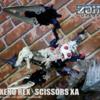 【ゾイド ワイルド/ZOIDS WILD】 ゾイド ZW55 ゼノレックス・シザースXA 〔ティラノサウルス種〕 レビュー