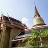 美しすぎる寺院 ワット・ラーチャボピット@旧市街