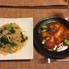 鱈と牡蠣のアクアパッツァ♪カゴメ基本のトマトソース