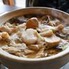 【茨城・大洗】肝心のアンコウがイマイチだったアンコウ鍋