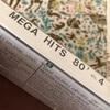 こちらが4本目のミックステープ。80's Mega Hits!