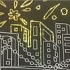 絵画鑑賞スイング 64       今日もスクラッチアート東京です