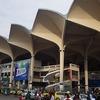【海外旅行系】 ダッカ駅からエアポート駅(空港隣接駅)までの鉄道 (バングラデシュ)