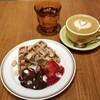 ひとりカフェ時間とYouTube更新のお知らせ。