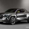 現代自動車のピックアップトラックデザイン確定、コンセプトカーとは違う