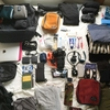 旅行の持ち物リスト2019:アドレスホッパー国内旅行の全荷物