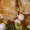 アラフィフが筋肉メシ作ってみました(鶏肉のポン酢煮・リベンジ)