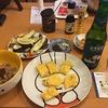 月曜日、台湾から帰国以来、自炊が多い