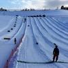 冬の子連れ北海道旅行は入園料無料で楽しめる、滝野スノーワールドがおすすめ!レンタル充実、ソリやチューブも楽しめる!観光プランに♪