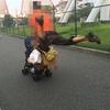 杏と東出昌大が双子を乳母車に乗せている?それ僕が欲しかったやつだぁ・・・