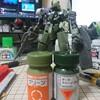 HGグレイズ改 製作記3(基本塗装編)
