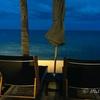 ホテルの中を夜散歩 静かな波の音に癒される【タイ・ホアヒン旅行】