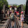 タイ2日目、バンコクからカンチャナブリーへ移動「戦場にかける橋」を渡る【ネパール&タイ熱帯エリア旅行記④】