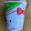 【acecook   とんこつラーメン】ハローキティーが可愛いカップ麺