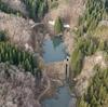 引竜小溜池(山形県河北)