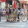 特典航空券で夏休み18 パリ祭の日にパリ市内を観光