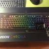 【最高峰】ゲーミングキーボード買ったよ!!!【Razer Blackwidow Chroma 2014-JP】