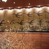ホテルオークラ東京に最初で最後の宿泊