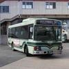 京都市バス 神川出張所前停留所