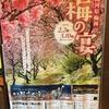 湯河原梅林「梅の宴」平成31年2月2日(土)~3月10日(日)開催!