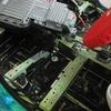 シエンタHVのロードノイズ低減・防音デッドニング・フロア