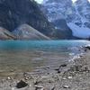 今日の一枚(99) モレーン湖(その2)