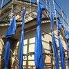 倉敷市中島の家 内部造作状況