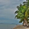 「トンサラ ビーチ(Tong Sala Beach)」~パンガン島の中心にある誰もいないビーチを早朝に散歩!!