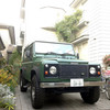 AnycaでLand Rover Defenderを借りる
