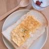 朝ご飯:ふわふわたまごトースト☆子どもの予想外の反応と成長の話