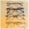 愛用メガネとメガネ収納。