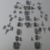 【ガンプラ】 1/100 リアルタイプ MS-06 ザクを作る その190 2020年8月21日 【旧キット】(内部フレーム フルスクラッチ)