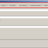 Eclipse 検索ダイアログを整理する