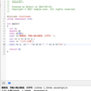 C++のコンソール入出力