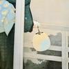 上村松園の画中の団扇