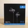 Bluetoothイヤホン手放せなくなったので「SoundPEATS q35pro-black」に新調した
