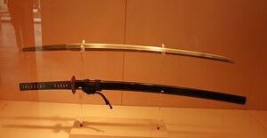 日本刀は反っている 「真剣」に触れてきた&模造刀をいただいた…と、絵の話