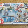 【LEGO】マーベル スーパー・ヒーローズの新作「76152:アベンジャーズ 怒れるロキ」など購入。