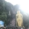 マレーシア・クアラルンプールの観光地の定番、バトゥ洞窟に行ってきた