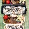 作り置きおかずお弁当-12月5日(水)-暖かすぎて