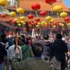 獅子舞(ライオンダンス)が我が家に来た!!そして黄大仙への初詣【香港らしい旧正月】