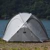 ソロキャンでもファミキャンでも。これからの季節にキャンプを始める方にオススメするテント MURACO(ムラコ)NIMBUS(ニンバス)4P