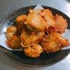 チキチキボーンの素で、鶏むね唐揚げ【主菜】